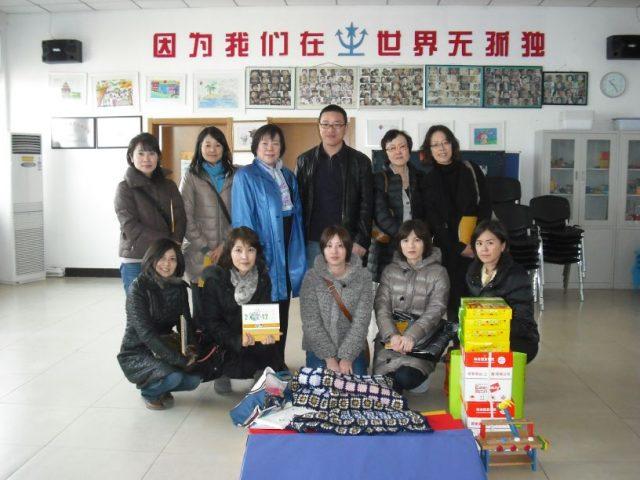 星星雨教育研究所訪問記2012年3月7日