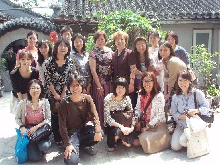 敬老院訪問報告2012年5月18日