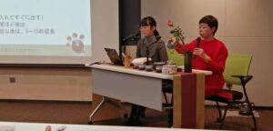 文化講演会「中国茶の基本的知識を学び、中国の銘茶を味わう」を開催しました。