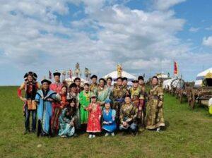 ナーダム草原祭りとフルンボイル大草原&満州里 2日間に行ってきました