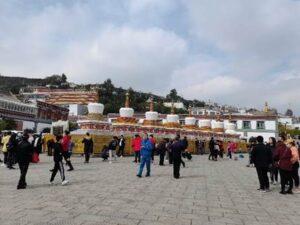 世界遺産・アムドチベットへに行ってきました!