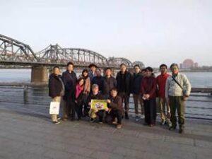 国境の街・丹東と世界遺産・好太王の碑文/高句麗時代の遺跡を巡る2日間 に行ってきました