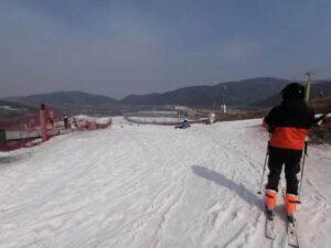 日帰りバスツアー『ファミリーSKI 北京市漁陽スキー場(2回目)』へ行ってきました