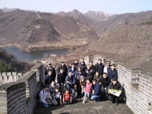 日帰りバスツアー『黄花水長城でのお花見さんぽ』へ行ってきました