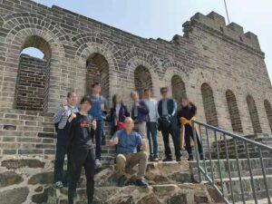 日帰りバスツアー『NEWオープン 九眼楼長城』へ行ってきました